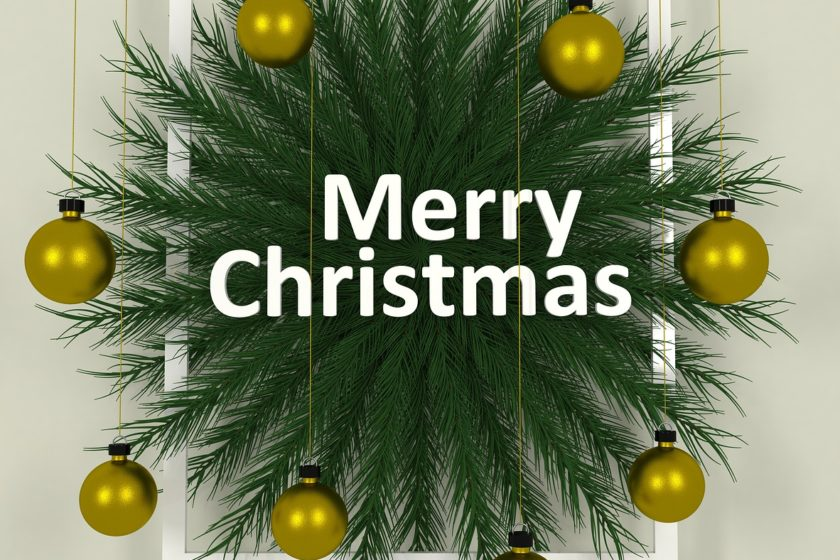 Top Merry Christmas And Happy New Year Hd Wallpaper With